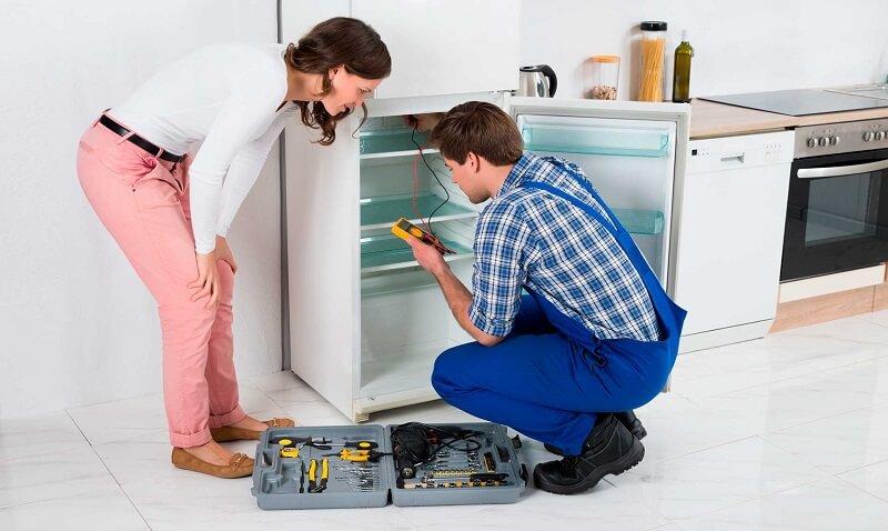 Ремонт холодильников bosch, бирюса и других фирм в Хабаровске на дому недорого